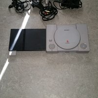 Playstation  1 och 2