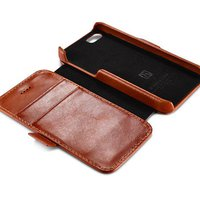Top quality hand made leather mobile cover