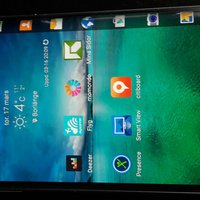 Samsung Note edge 32gb svart