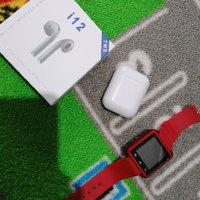 Airpods med smartwach