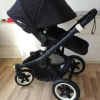Buffalo all black bugaboo 2015