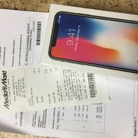 Iphone X 64 GB Olåst