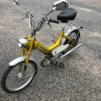 Puch Maxi moped säljes