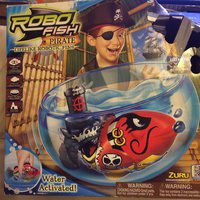 Robo Fish pirate