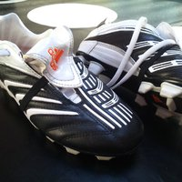 Fotbollsskor Adidas 37 1/3 Firm Ground