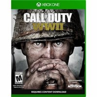 Call of duty ww2 och need for speed payback Xbox one spel