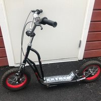 Extreme sparkscooter/sparkcykel