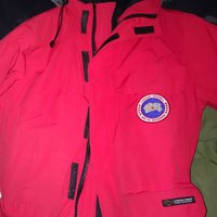 Canada Goose Expedition Parkas