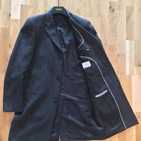 Rock, Bläck Hackett Coat