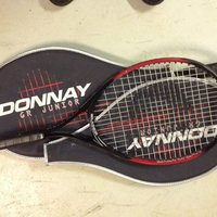 två Tennisracket, Donnay, Gr Junior