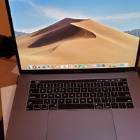 Apple MacBook Pro 2019 15-inch 2.4ghz i9 8-core 32gb 2TB SSD Gray Vega