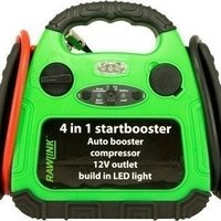 4-in-1 startbooster. Batteri