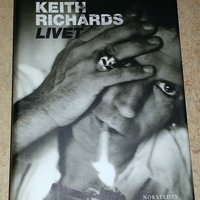 "Keith Richards: ""Livet"""