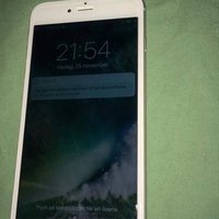 Iphone 6+ 128gb intresse koll