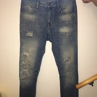 Ripped Jeans Lager 157
