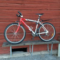 Mountain bike 26 tum
