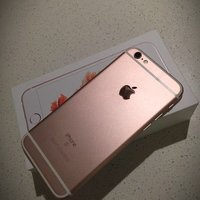 iPhone 6s rose gold 64GB bytes