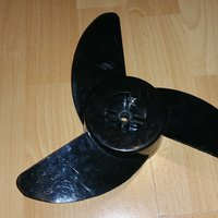 Propeller Watersnake - 44-54 Ibs