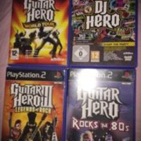 Guitar Hero spel