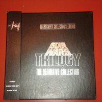STAR WARS LASER DISC 1993