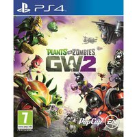 Nya PS4 spel med plast kvar! GTA 5 + GW2 PLANTS VS ZOMBIES garden warfare