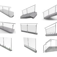 Wholesale sales of professional balustrade systems
