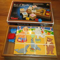 TOMY Box of Blocks