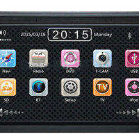 Nissan Multimedia System DVD/GPS/USB/SD/Bluetooth/Radio