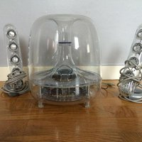 Harman/Kardon soundsticks