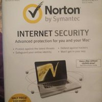 Oanvänd Norton internet security for 3macs