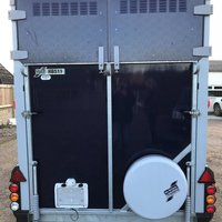2015 Ifor Williams HB511 Horse Box Trailer