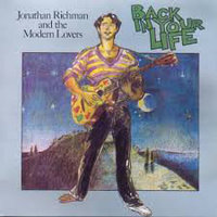 Jonathan Richman & The Modern Lovers - Back in Your Life1979 , Vinyl, LP