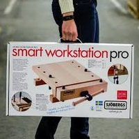 Sjöbergs smart Workstation pro