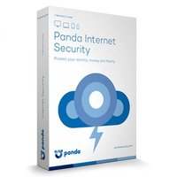 Panda antivirus internet security 3PC oöppnad