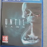 inFAMOUS Second son & until Dawn ps4 playstation 4