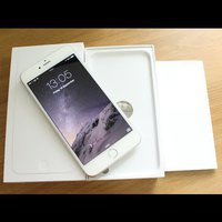 Iphone 6 plus 64Gb White