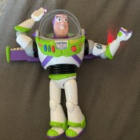 Buzz lightyear, toy story leksak