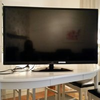40 tums led tv