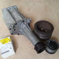 Eaton M112 Kompressor (Supercharger) Trim