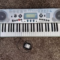 Music time keyboard 670