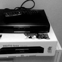 HD TV -box