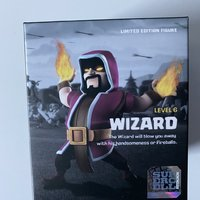 Wizard level 6 - Clash Royale Figur (Exklusiv)