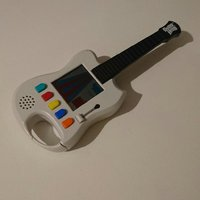 "Guitar Hero ""gameboy"""