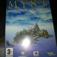 Pc cd rom myst