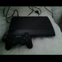 Playstation 3, 500gb! Plus 5 spel!