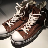 Converse All Star High tops Bruna Storlek 45
