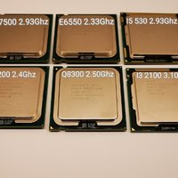 7st Intel CPU - i7 /i3 mfl