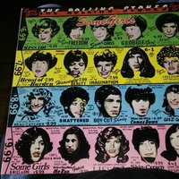 The Rolling stones - Some girls vinyl 1978