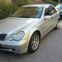Mercedes Benz C200 Kompressor  02