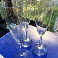 Glas till Champagnen 19 st